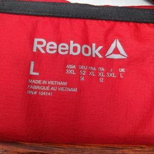 Reebok Jackets & Coats - Reebok men's windbreaker jacket with a hood